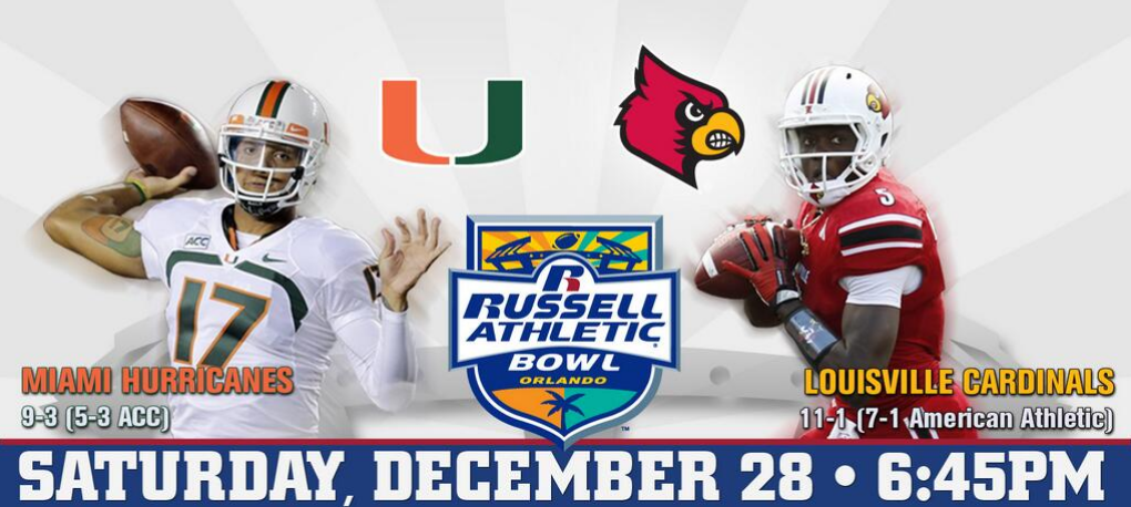 Louisville vs Miami: Three Quick Thoughts