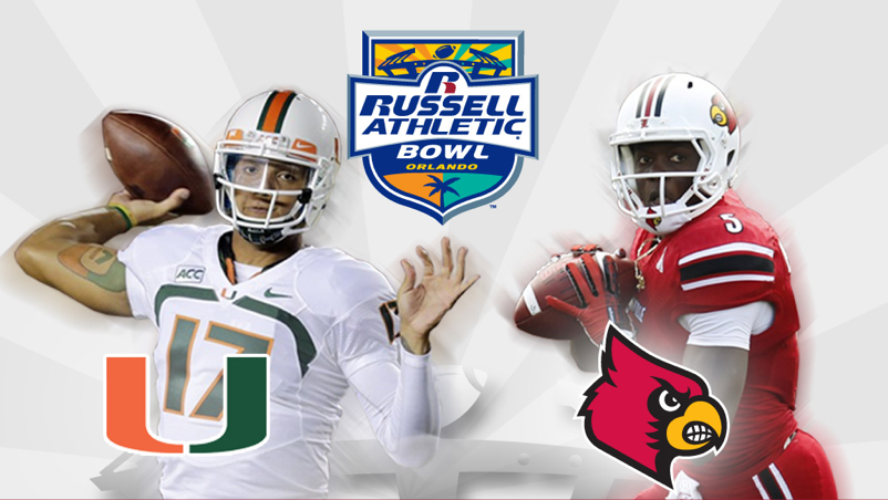 Russell Athletic Bowl 2013