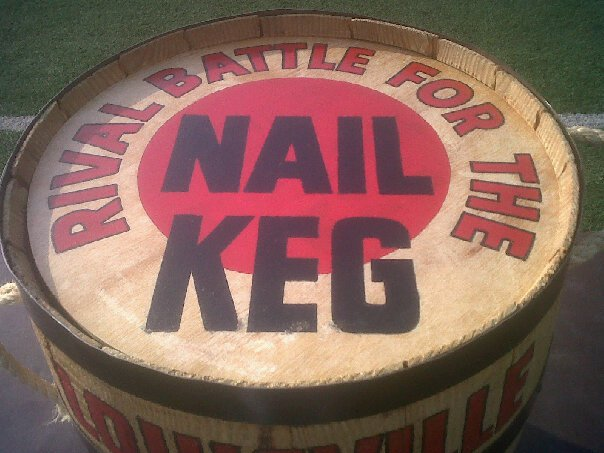 COLUMN On *Final* Keg of Nails Tilt