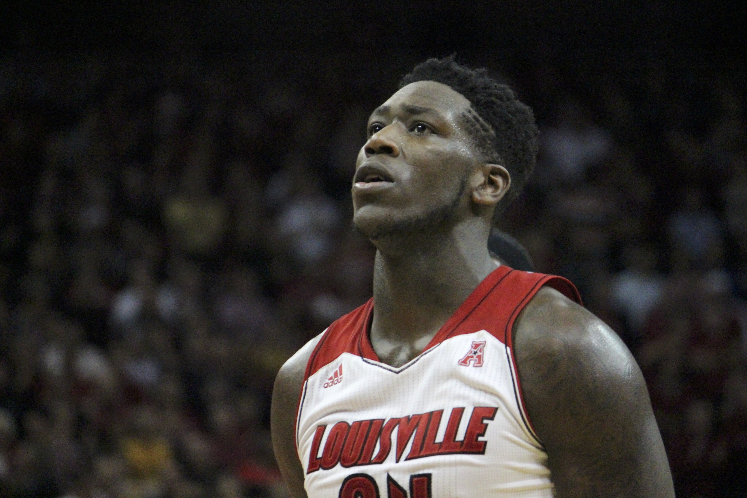 Montrezl Harrell 2013 Louisville Basketball Photo By Mike Lindsay