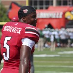 VIDEO: Teddy Bridgewater (#5) 2014 NFL Draft Profile
