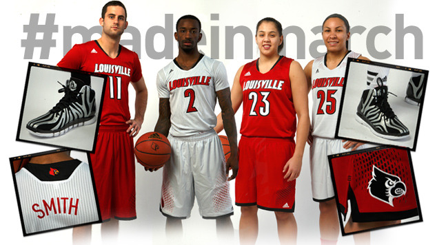 adidas, Louisville Unveil New