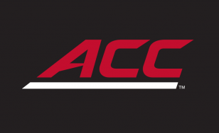 ACC Logo Black Background Fitted