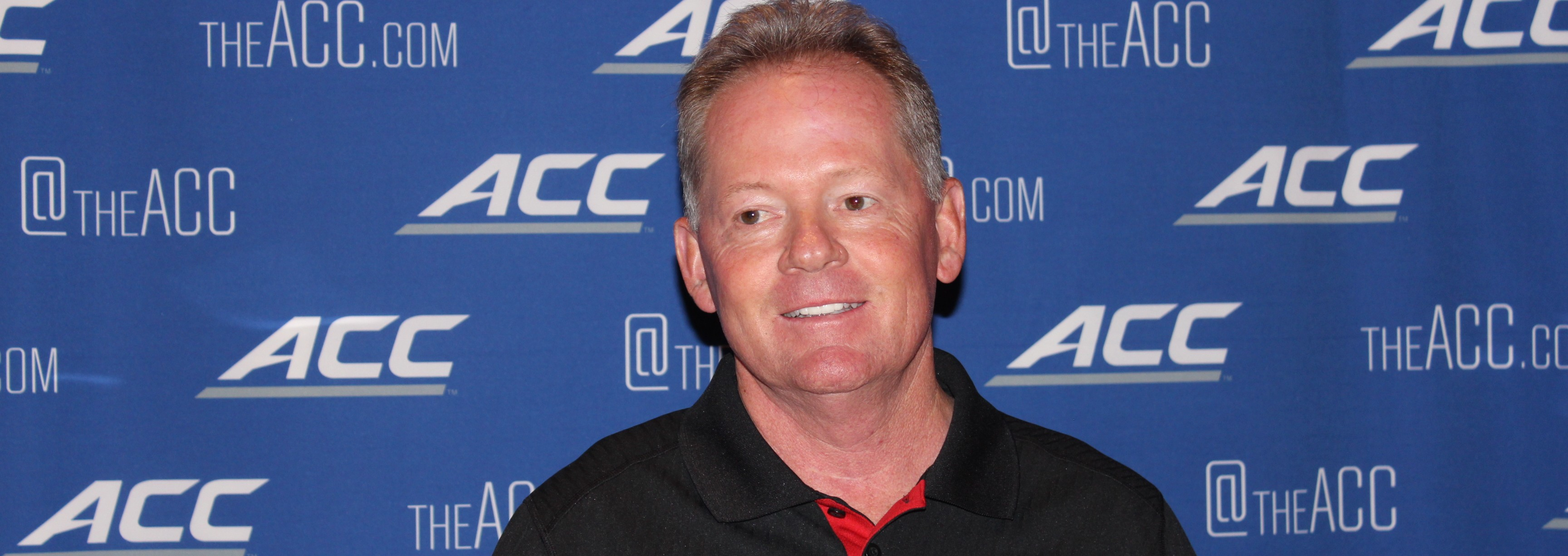 Bobby Petrino 2014 ACC Kickoff Photo by Mark Blankenbaker
