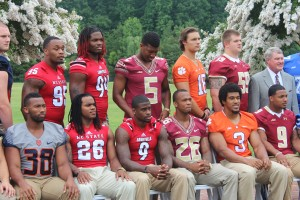 ACC Kickoff 2014 Players