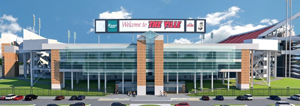 UofL Breaks Ground on Thorntons Academic Center of Excellence