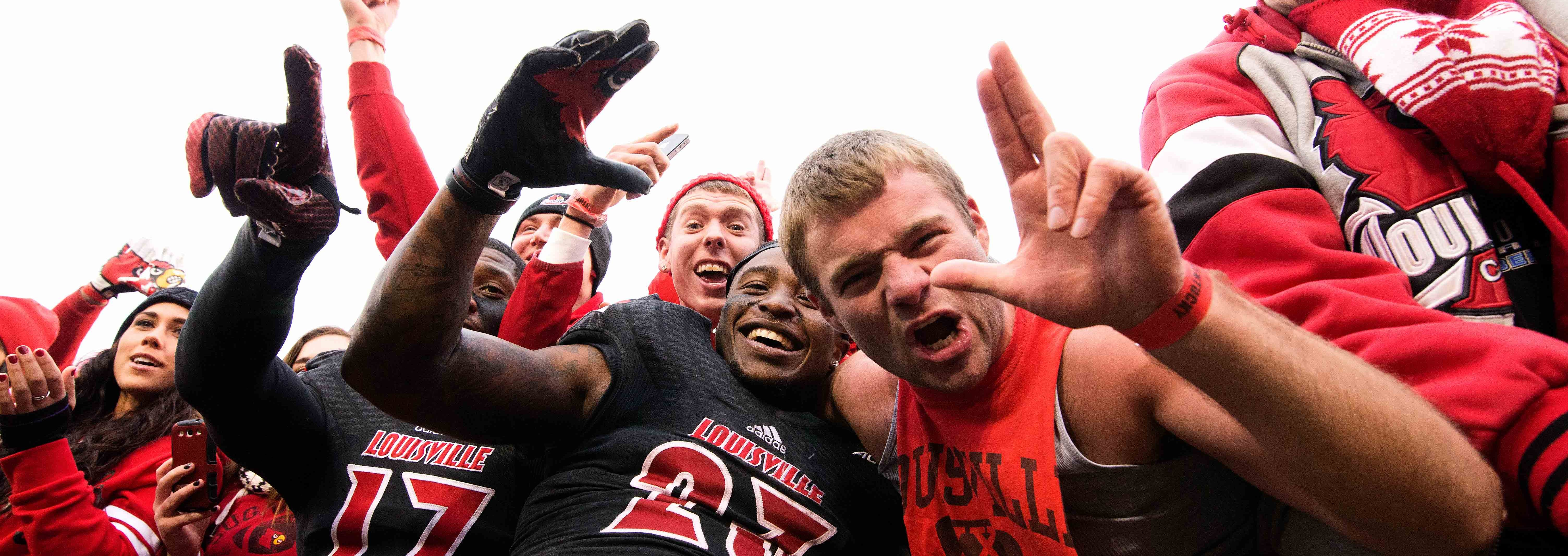 Brandon Radcliff & James Quick Celebrating 2014 Governor's Cup Photo By Adam Creech Fitted