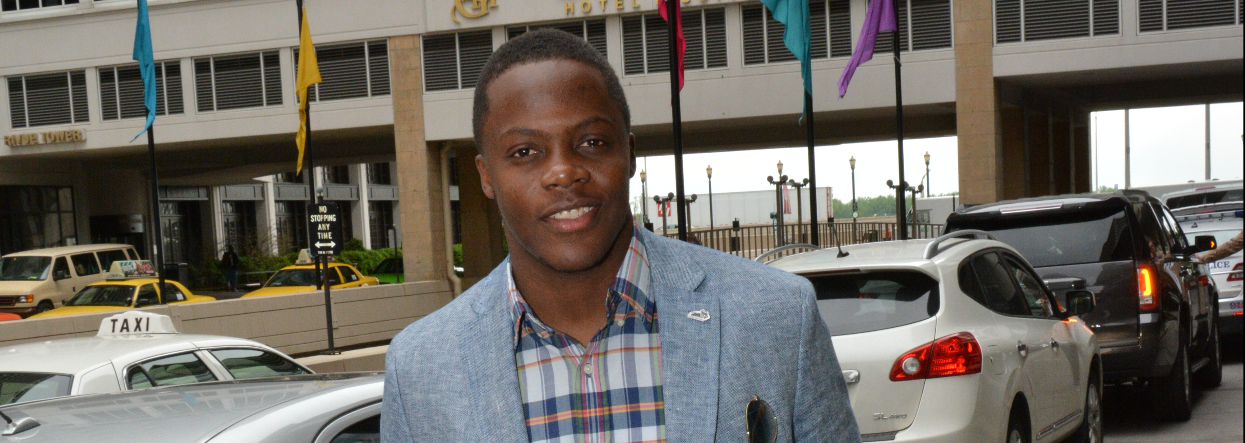 Teddy Bridgewater Galt House Hotel Fitted