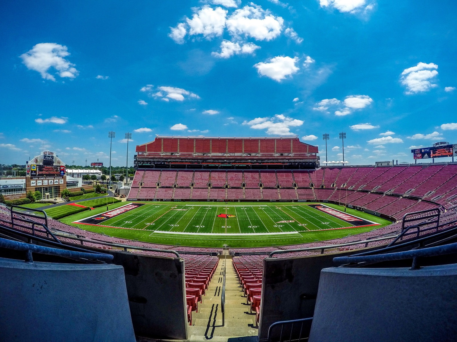 Papa John's Cardinal Stadium Photo by Seth Bloom