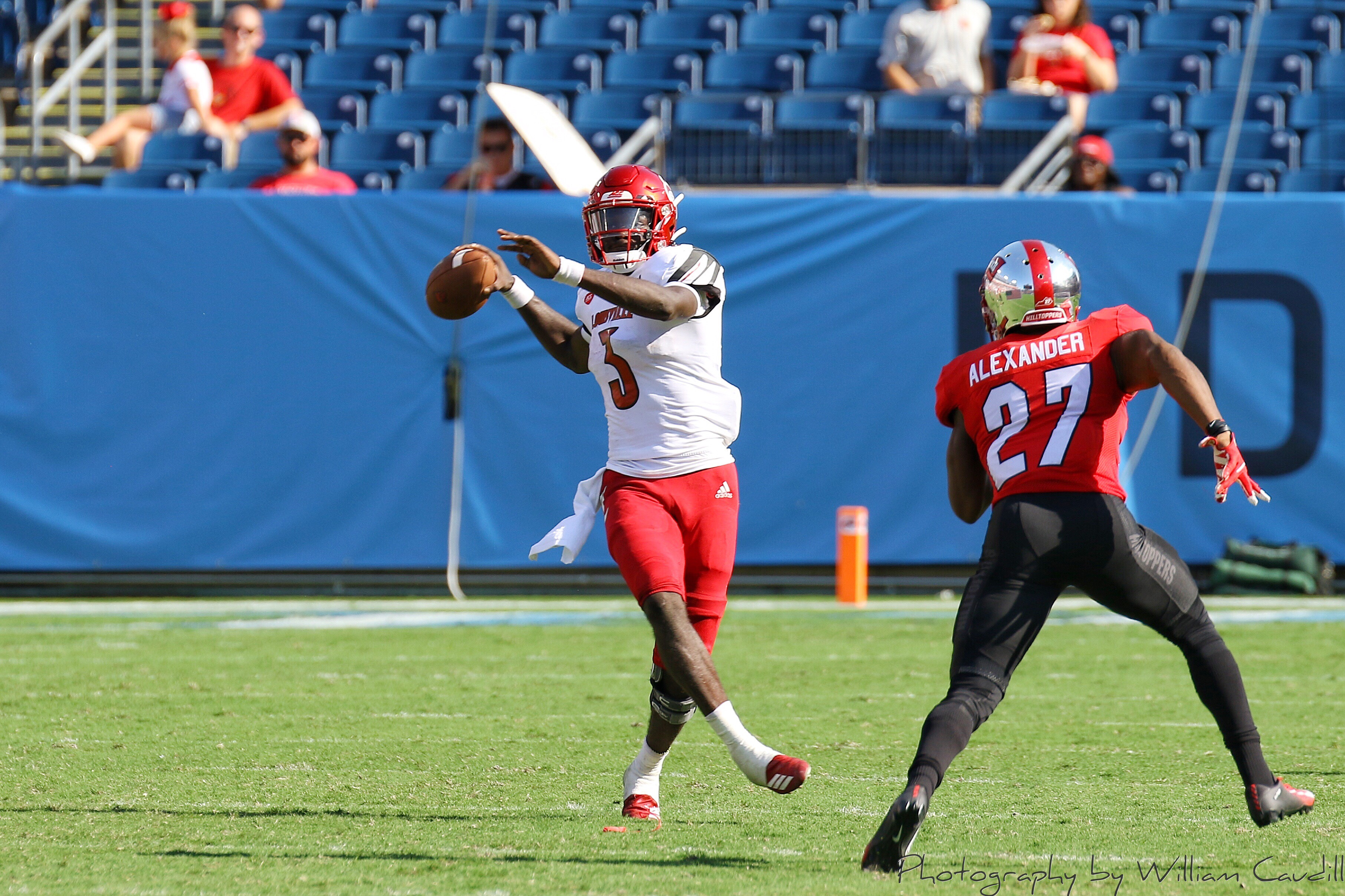 BISCUIT'S FIVE KEYS TO VICTORY vs. FLORIDA STATE