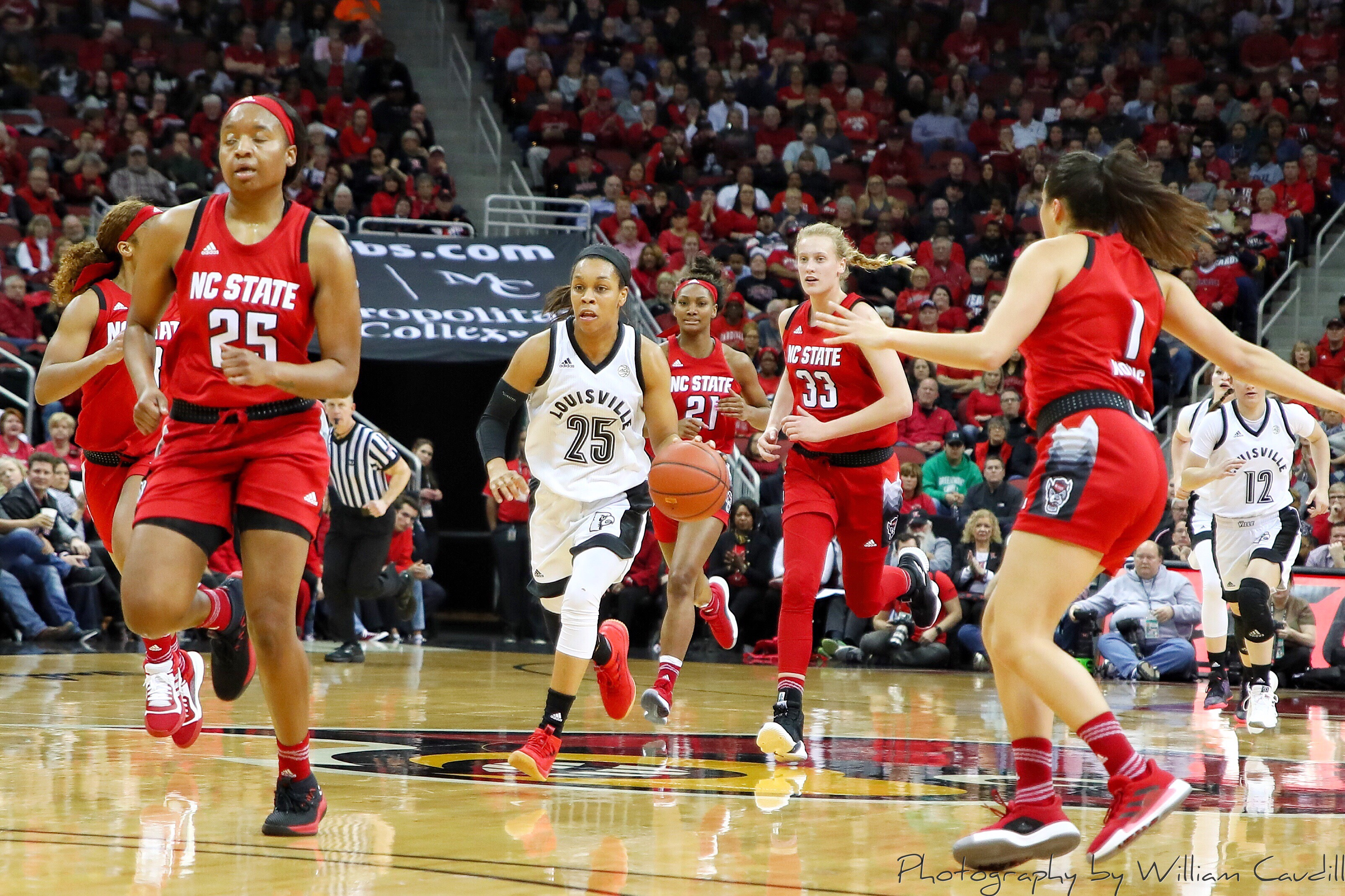 Louisville To Face NC State In ACC Tournament Semifinals