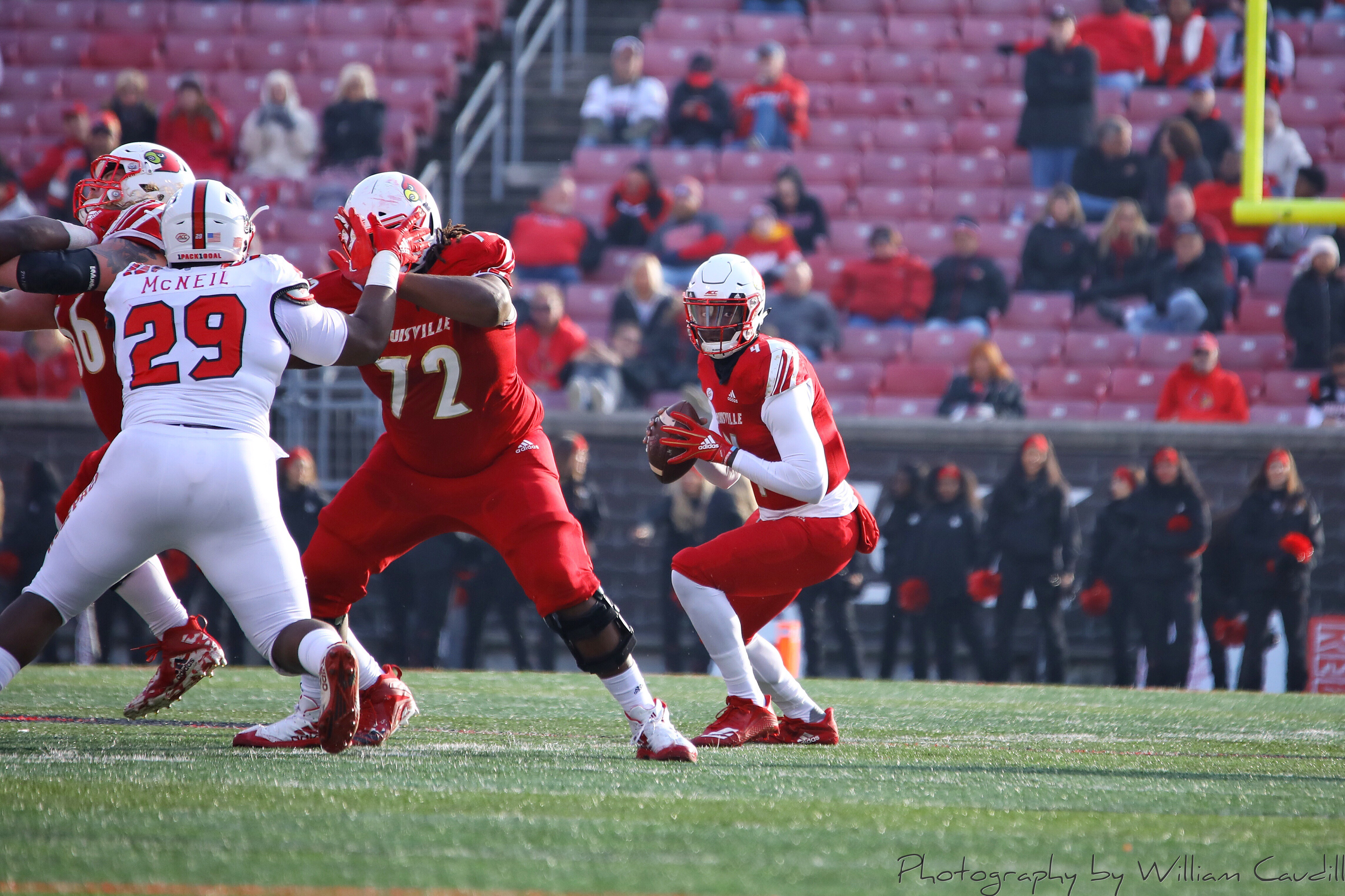 Jawon Pass Reportedly Took A Step Forward at Saturday's Scrimmage