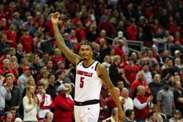 Malik Williams Louisville vs. NC State Post-Game 1-24-2019 Photo by William Caudill, TheCrunchZone.com