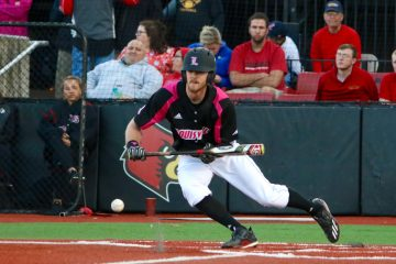 Louisville vs. Western Kentucky 3-28-2017 Baseball Photo by William Caudill, TheCrunchZone.com