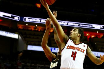 Quentin Snider Louisville vs. Purdue 11-30-2016 Photo by William Caudill TheCrunchZone.com