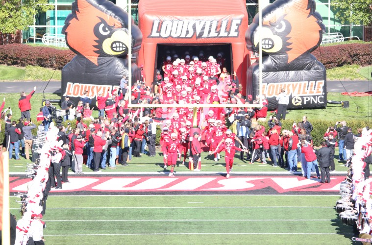 Louisville vs. Virginia 11-14-2015 Photo by William Caudill