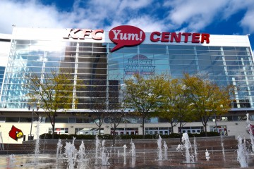KFC Yum! Center Photo by Seth Bloom