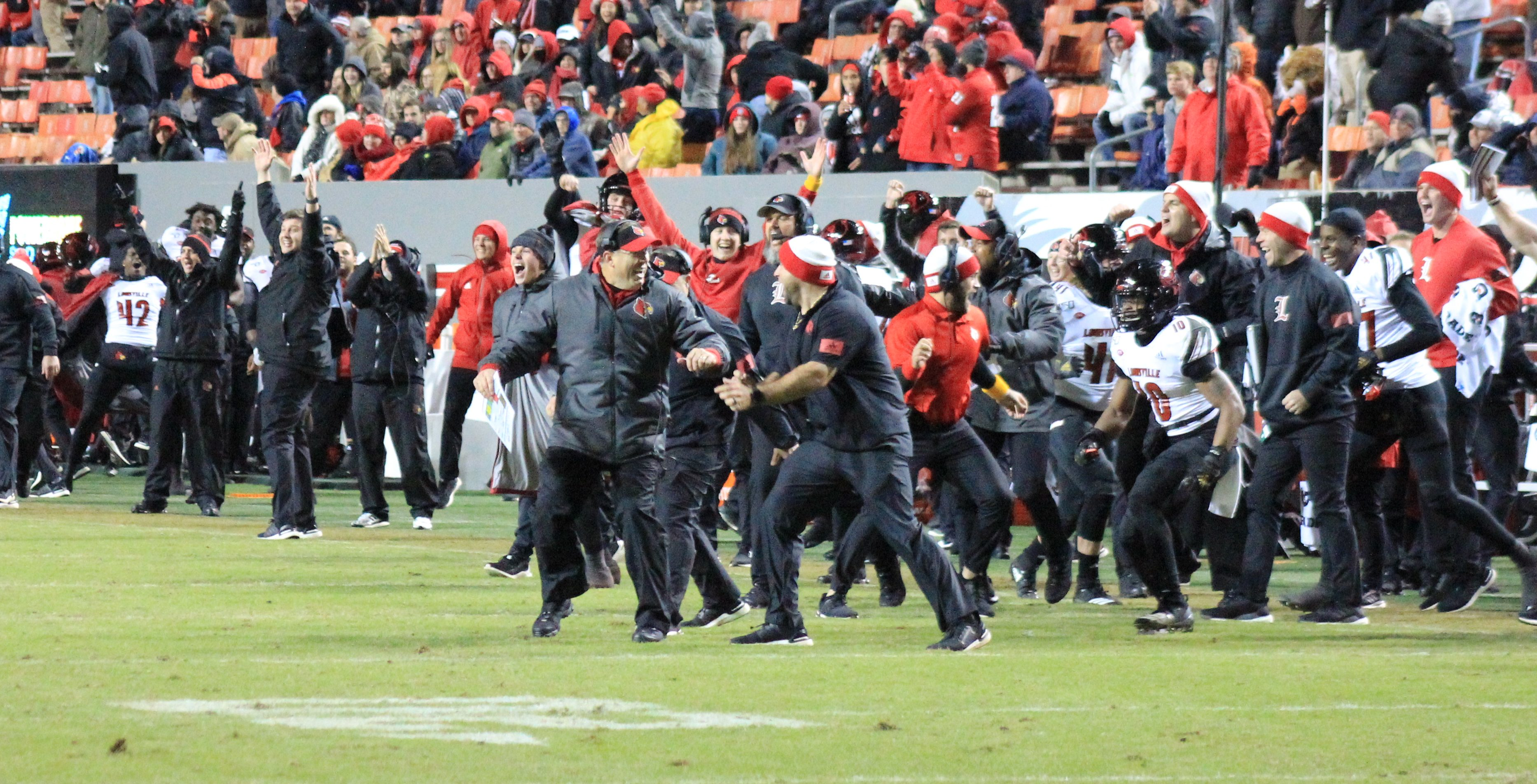 RECAP: Bowled Over! Cards Roll Past Wolfpack 34-20