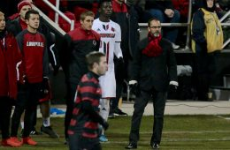 Ken Lolla Louisville vs. Stanford (NCAA Soccer) 12-3-2016 Photo by William Caudill TheCrunchZone.com