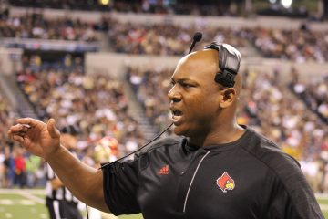LD Scott Louisville Football vs. Purdue 9-2-2017 Photo by Mark Blankenbaker, TheCrunchZone.com
