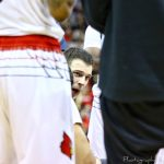 David Padgett Louisville vs. Boston College 1-21-2018 Photo by William Caudill, TheCrunchZone.com