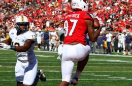 Dez Fitzpatrick Louisville Football vs. Murray State 9-30-2017 Photo by William Caudill, TheCrunchZone.com