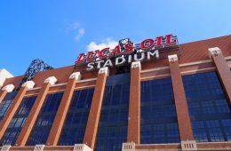 Lucas Oil Stadium Louisville vs. Purdue 9-2-2017 Photo by Cindy Shelton, TheCrunchZone.com