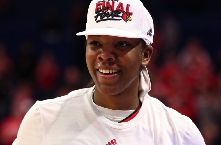 Jordin Canada selected fifth overall to Seattle Storm in WNBA draft