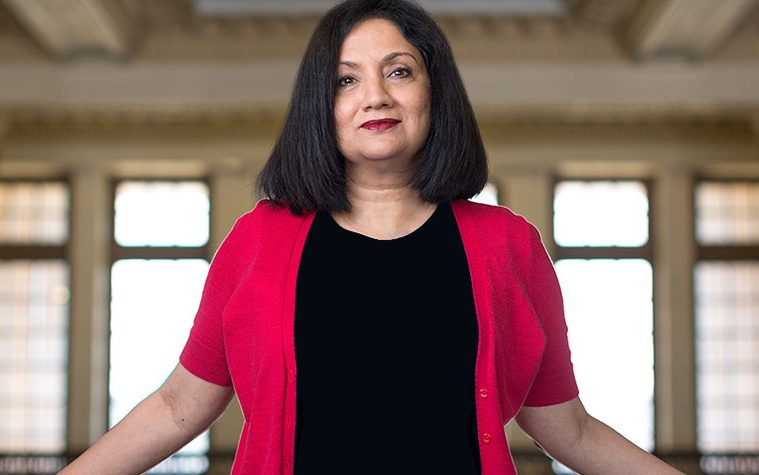 University of Louisville Names Neeli Bendapudi Next President
