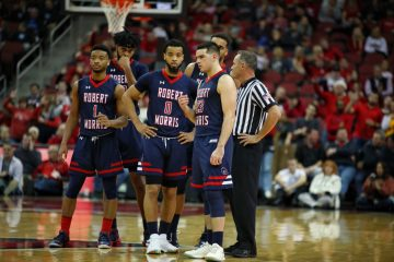 Louisville vs. Robert Morris 12-22-2018 TheCrunchZone.com Photo by William Caudill