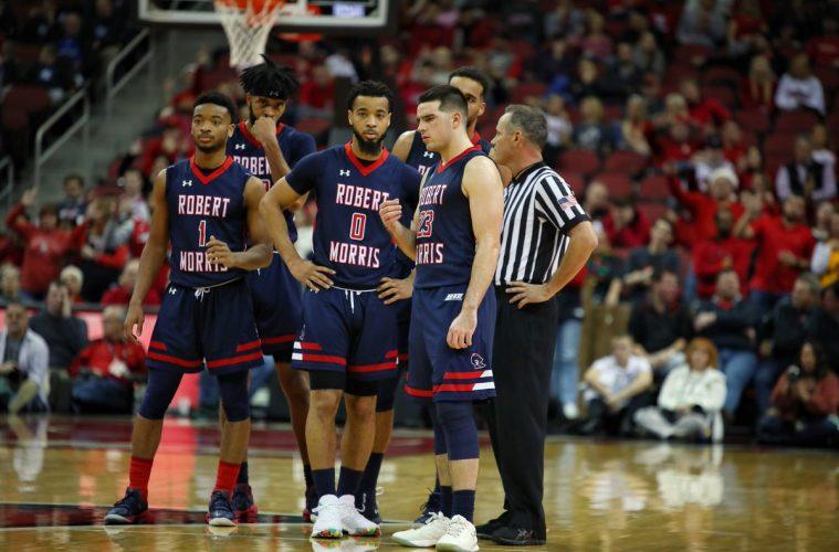 Louisville vs. Robert Morris 12-22-2018 TheCrunchZone.com Photo by William Caudill