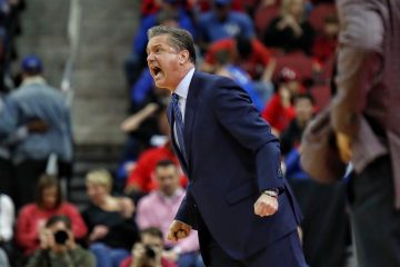 John Calipari Louisville vs. Kentucky 12-30-2018 TheCrunchZone.com Photo by William Caudill