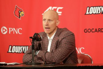 Chris Mack Louisville vs. Kentucky 12-30-2018 TheCrunchZone.com Photo by William Caudill