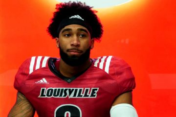 Louisville football's C.J. Avery discusses the first week of 2019 spring practice.