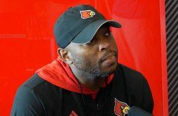 Bryan Brown Louisville Football Fall Camp 8-6-2019. Photo by Tom Farmer, TheCrunchZone.com