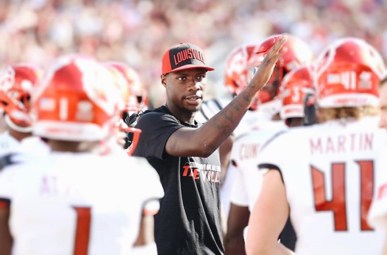 Jawon Pass Louisville vs. Florida State 9-21-2019 Photo by Nancy Hanner TheCrunchZone.com