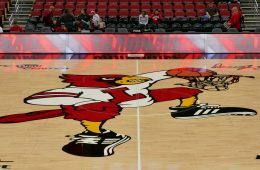 Center Court, Dunking Cardinal