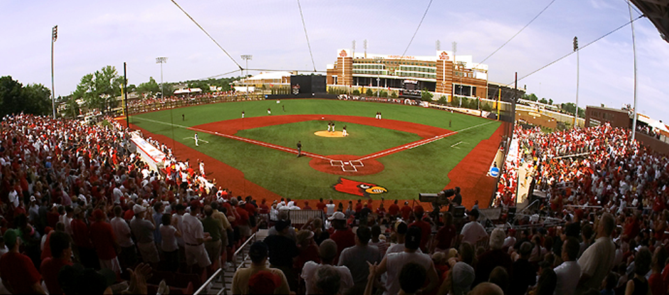 Jim Patterson Stadium Louisville Baseball
