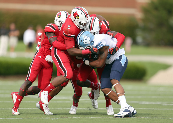 Preston Brown and Company vs. North Carolina 2012