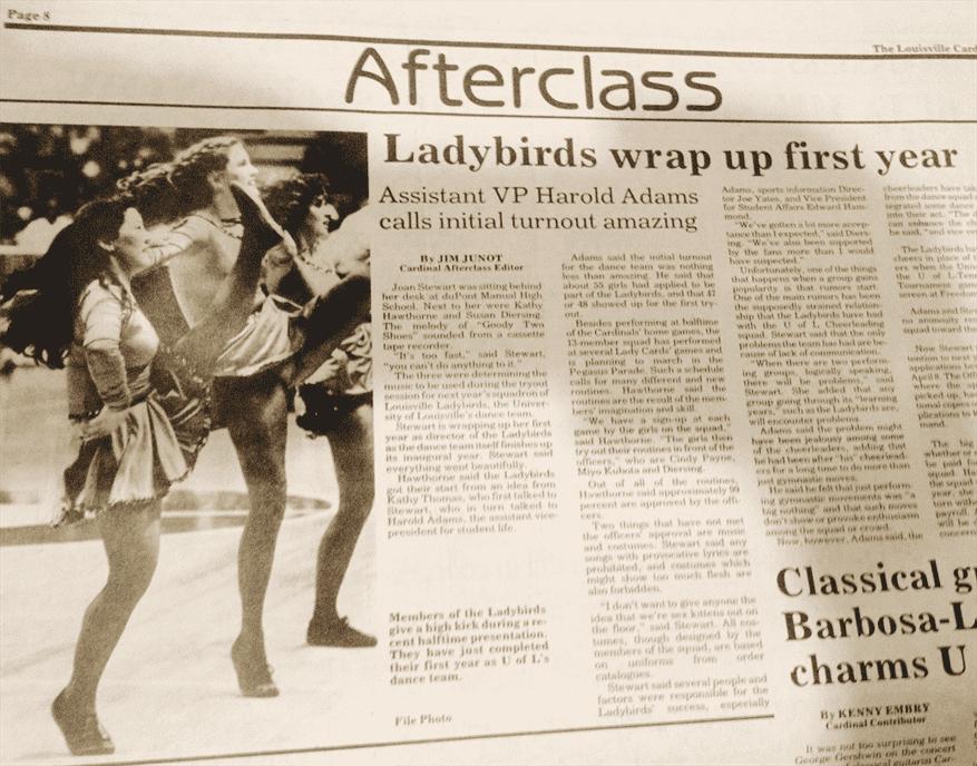 First LadyBirds