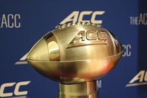 ACC Football Championship Trophy