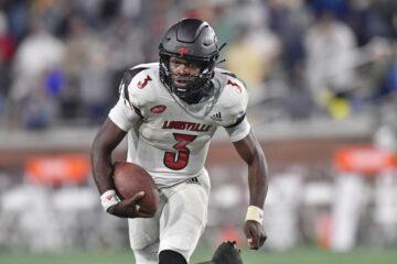 Malik Cunningham Louisville vs. Georgia Tech 10-9-2020