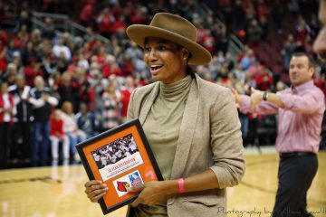 Angel McCoughtry Louisville vs. Northern Kentucky 12-15-2018 Photo by William Caudill, TheCrunchZone.com