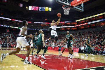 Christen Cunningham Louisville vs. Michigan State 11-27-2018 Photo by William Caudill, TheCrunchZone.com