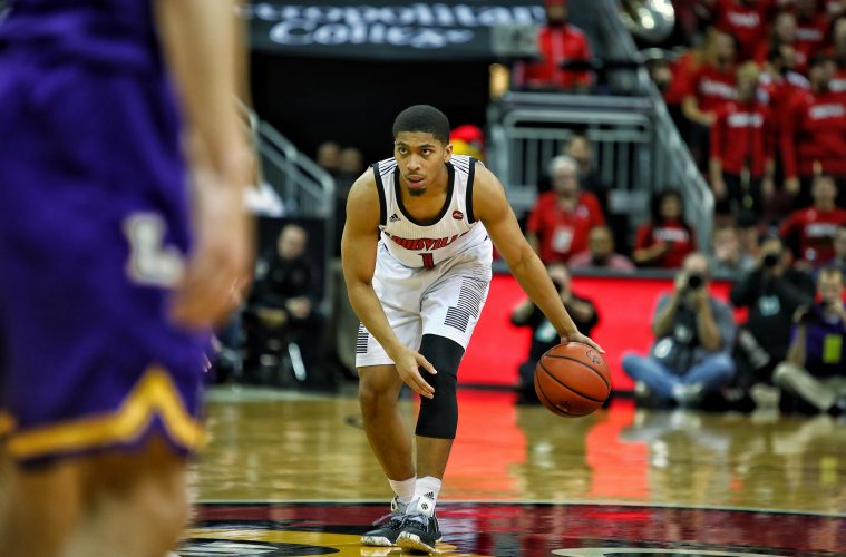 Christen Cunningham Louisville vs. Lipscomb 12-12-2018 Photo by William Caudill, TheCrunchZone.com