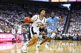 Jordan Nwora Louisville vs. North Carolina 2-2-2019 Photo by William Caudill, TheCrunchZone.com