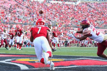 Dez Fitzpatrick Louisville vs. Florida State 9-29-2018 Photo by William Caudill, TheCrunchZone.com
