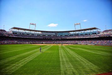 College World Series, Omaha, NE Louisville Baseball 6-22-2019 Photo by William Caudill, TheCrunchZone.com
