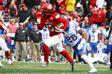 Trumaine Washington Louisville vs. Kentucky 11-26-2016 Photo by William Caudill TheCrunchZone.com