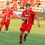 Louisville Soccer vs. UC Irvinie Photo by William Caudill 8-25-2017, TheCrunchZone.com